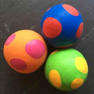 Jonglierbälle 3